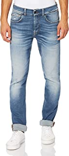 7 For All Mankind mens SLIMMY TAPERED Stretch Tek Eco Breathless Jeans