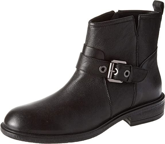 Geox D Catria E, Ankle Boot Mujer