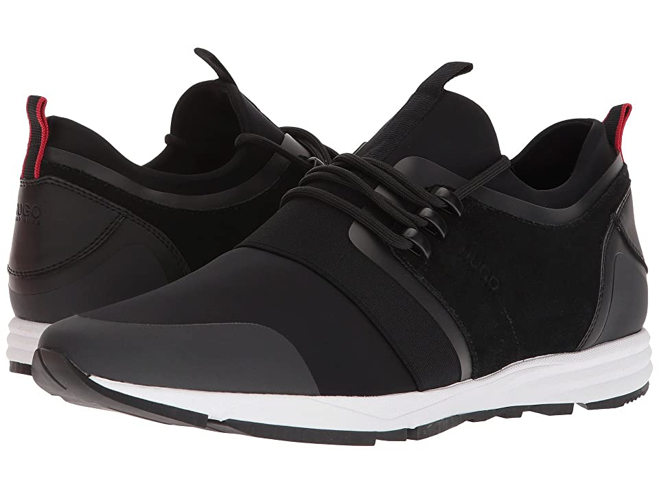 BOSS Hugo Boss Hybrid Running Sneaker By Hugo (Black 2) Men