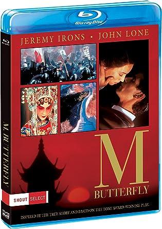 M Butterfly [Blu-ray]