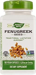 Nature's Way - Fenugreek Seed 180 caps