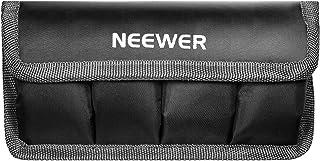 Neewer DSLR Battery Bag/ Holder/ Case for AA Battery and lp-e6/ lp-e8/ lp-e10/ lp-e12/ en-el14/ en-el15/ fw50/ f550 and Mo...
