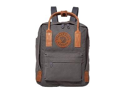 Fjallraven Kanken No. 2 Mini (Super Grey) Bags