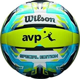 Wilson New AVP Special Edition Multi-Colored Official Volleyball of The AVP
