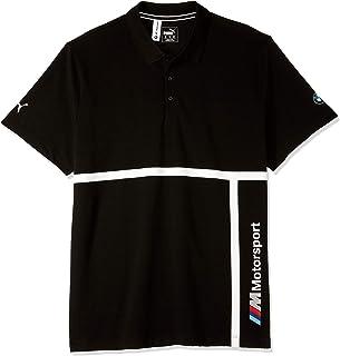 BMW M Motorsport Polo, XXL, Negro (Black Black), XX-Large para Hombre