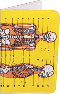 Anatomy of a Skeleton Business, Credit & ID Card Holder