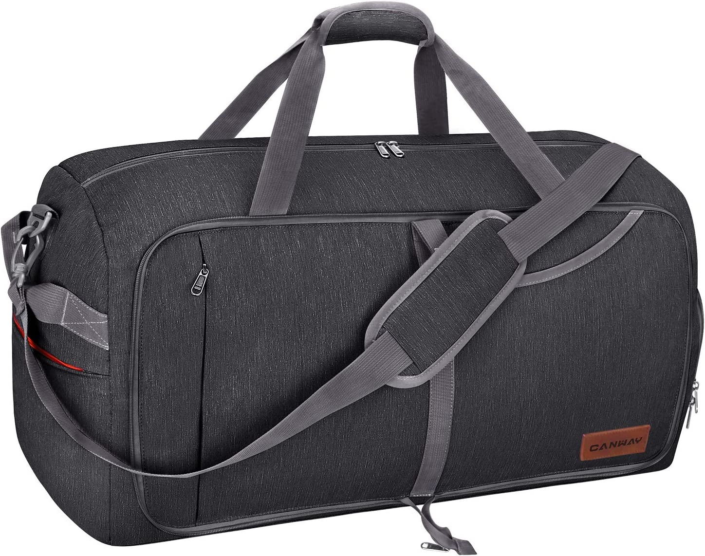 Mail order Canway 115L Travel Duffel Bag Foldable with sale Weekender Shoes