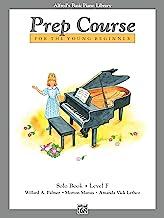 Alfred's Basic Piano Prep Course Solo Book, Bk F: Fo
