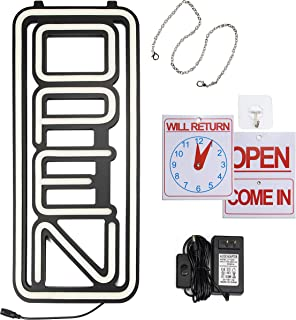Best small business open sign Reviews