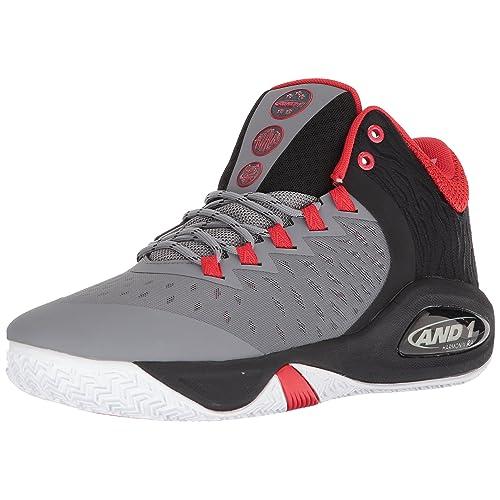 innovative design 9af01 0d95d AND1 Men s Attack Mid Basketball Shoe