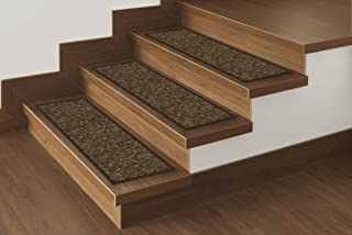 Ottomanson Homeline Escalier Collection Stair Treads, 8.5