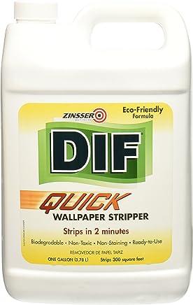 Rust-Oleum 249054 1 GL Zinsser Dif 快速墙覆盖去除剂 300 平方 ft. *