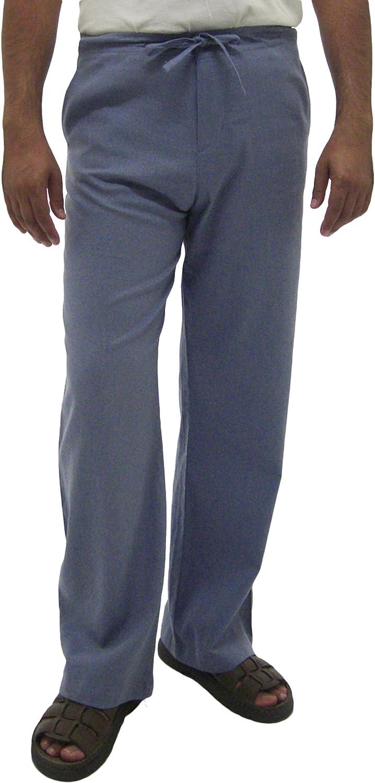Chopp Bargain sale Shop Men's Linen Pants Rayon Free shipping Drawstring