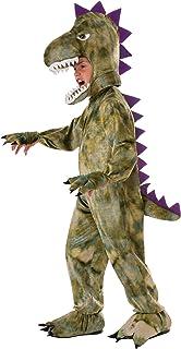 Forum Novelties Kids Dinosaur Costume, Green, Small