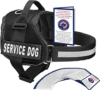 Best military style service dog vest Reviews