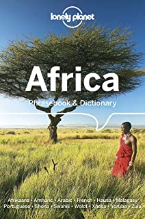Lonely Planet Africa Phrasebook & Dictionary
