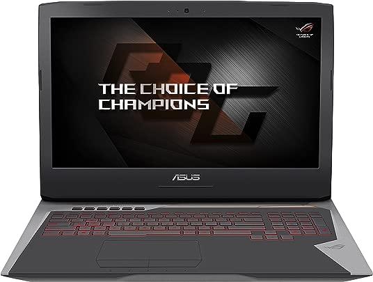 Asus ROG G752VY-GC082T 43 9cm  17 3 Zoll FHD matt  Gaming Laptop  Intel Core i7-6700HQ  8GB RAM  256GB SSD  1TB HDD  Nvidia GTX 980M  BluRay  Windows 10 Home