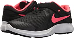 Nike Kids Revolution 4 FlyEase Wide (Big Kid)