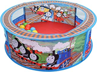 Sunny Days Entertainment Thomas & Friends Ball Pit – Indoor Play Tent for Kids   Nickelodeon Thomas The Tank Engine Pop Up...