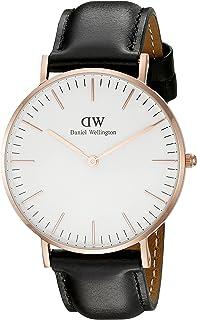 Daniel Wellington 丹尼尔•惠灵顿 Classic系列 石英手表 女士腕表 真皮表带
