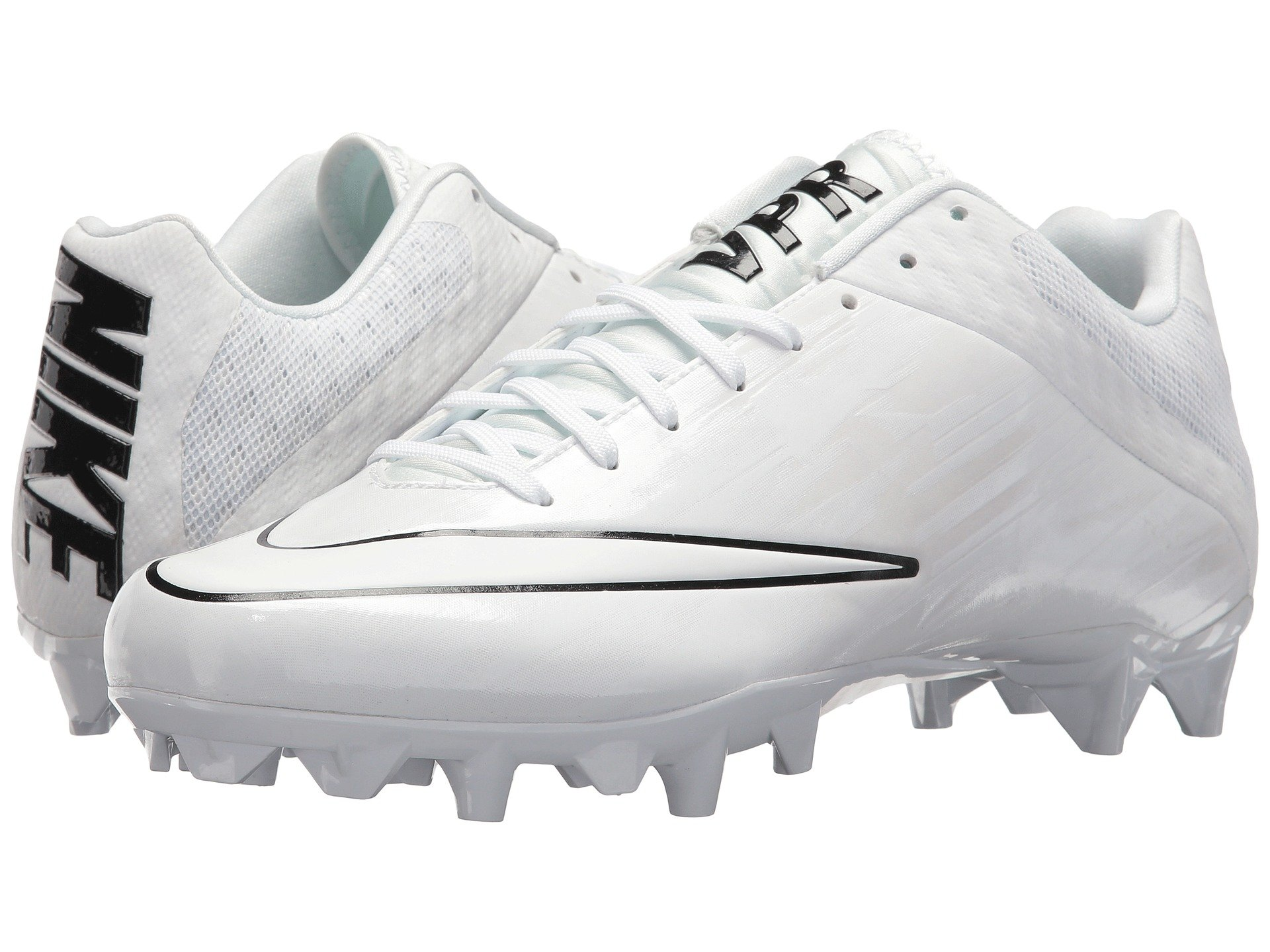 white nike vapor cleats on sale   OFF68% Discounts 6b9a8842f