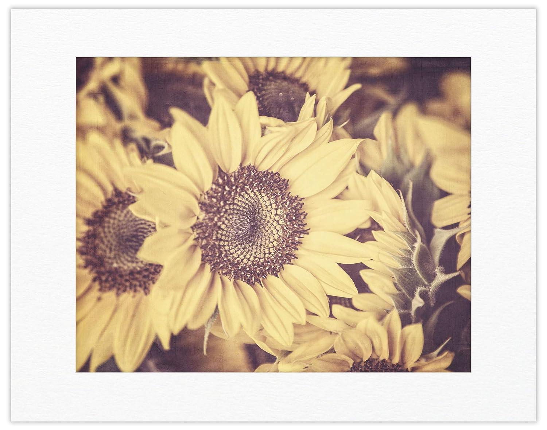 Yellow Sunflowers 11x14