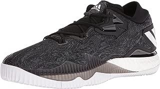 adidas Originals Men's Crazylight Boost Low Basketball Shoes
