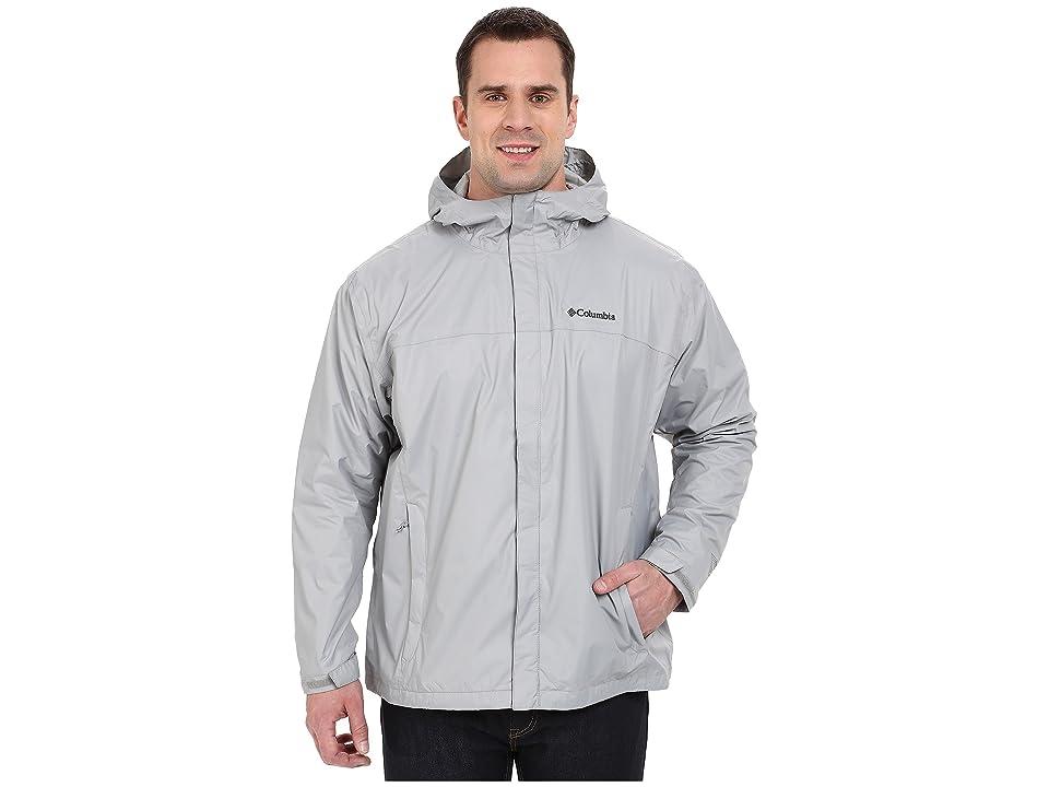 Columbia Big Tall Watertighttm II Jacket (Columbia Grey) Men