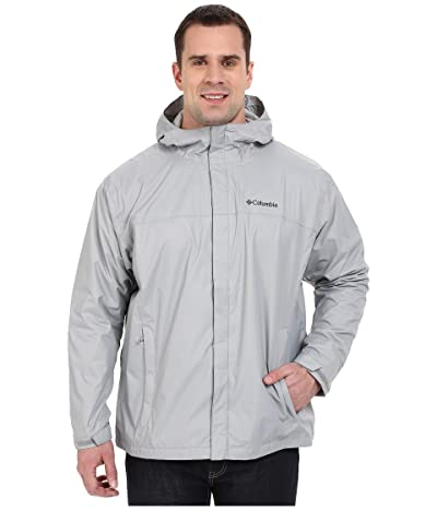 Columbia Big Tall Watertighttm II Jacket (Columbia Grey) Men