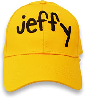 Jeffy Gold Youth Cap