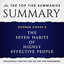 Summary of Stephen Covey's 7 Habits of Highly Effective People