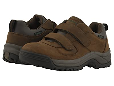 Propet Cliff Walker Low Strap (Brown Crazy Horse) Men