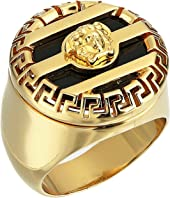 Versace - Medusa & Greco Ring