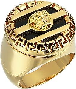 Versace - Medusa & Greco Ring