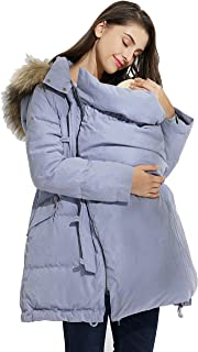 Best maternity coat removable panel Reviews