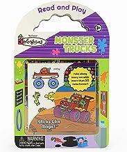 Monster Trucks (Colorforms Activity Books)