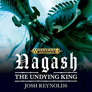 Nagash: The Undying King: Warhammer Age of Sigmar