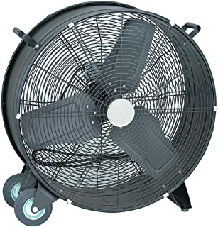Best central machinery 24 high velocity shop fan Reviews