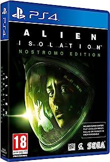 Alien: Isolation - Nostromo Edition (PS4) (輸入版)