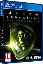 Alien: Isolation Nostromo Edition by Sega for PlayStation 4