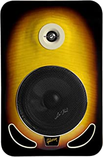 Gibson Pro Audio Les Paul Reference Studio Monitor, Tobacco Burst, 8-Inch (LP8TB-NA)