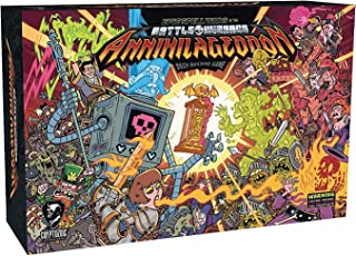 Cryptozoic Entertainment Epic Spell Wars of The Battle Wizards Annihilageddon Deck-Building Game
