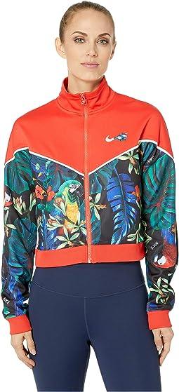 Nike Sportswear Jacket Full Zip Hyper Femme