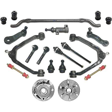 18 Pc New Complete /& Steering Suspension Kit for GMC C1500 C2500 Suburban Yukon