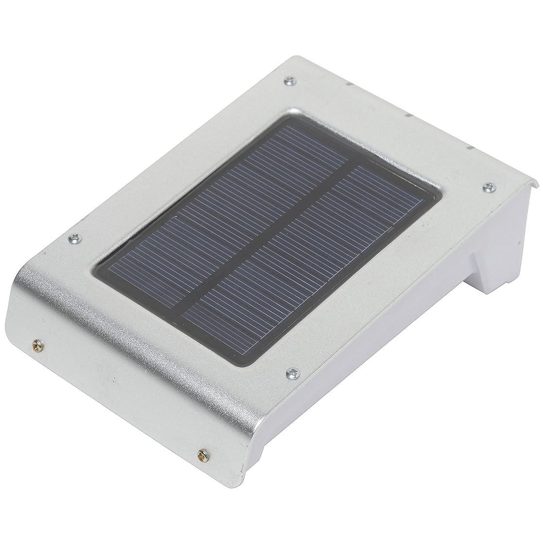土器メディック登録するツインエコ センサーライト ソーラーモーションライトスマート(黄) TEESESL11PA-Y