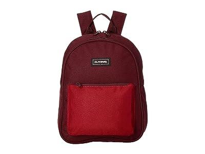 Dakine Essentials Mini 7L Backpack (Garnet Shadow) Backpack Bags