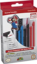 Officially Licensed Nintendo – Mario Stylus Pen and Screen Protection Pack – Fits 3DS XL and New 3DS XL