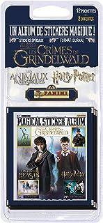 Sticker//Vignette Panini ~ Harry Potter et les Reliques de la Mort 25 Pochettes