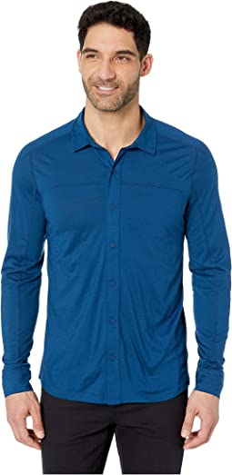 Merino Sport 150 Long Sleeve Button Down
