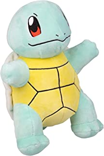 WCT - WT95224 Plush Pokémon Squirtle, Multicolored (Blue / Yellow / Black), 20 cm